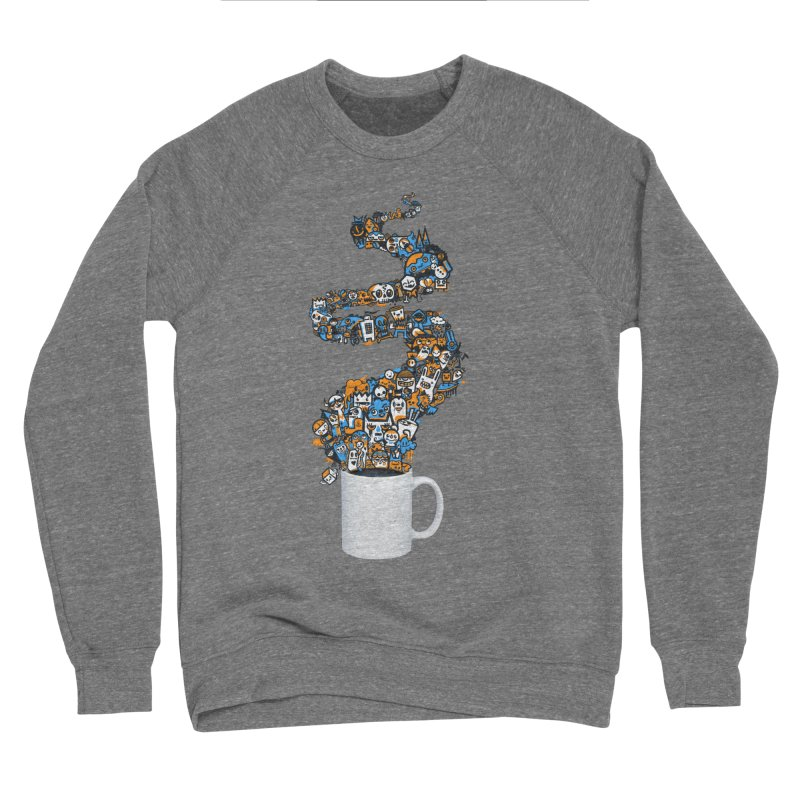 Wakey Wakey Women's Sweatshirt by wotto's Artist Shop