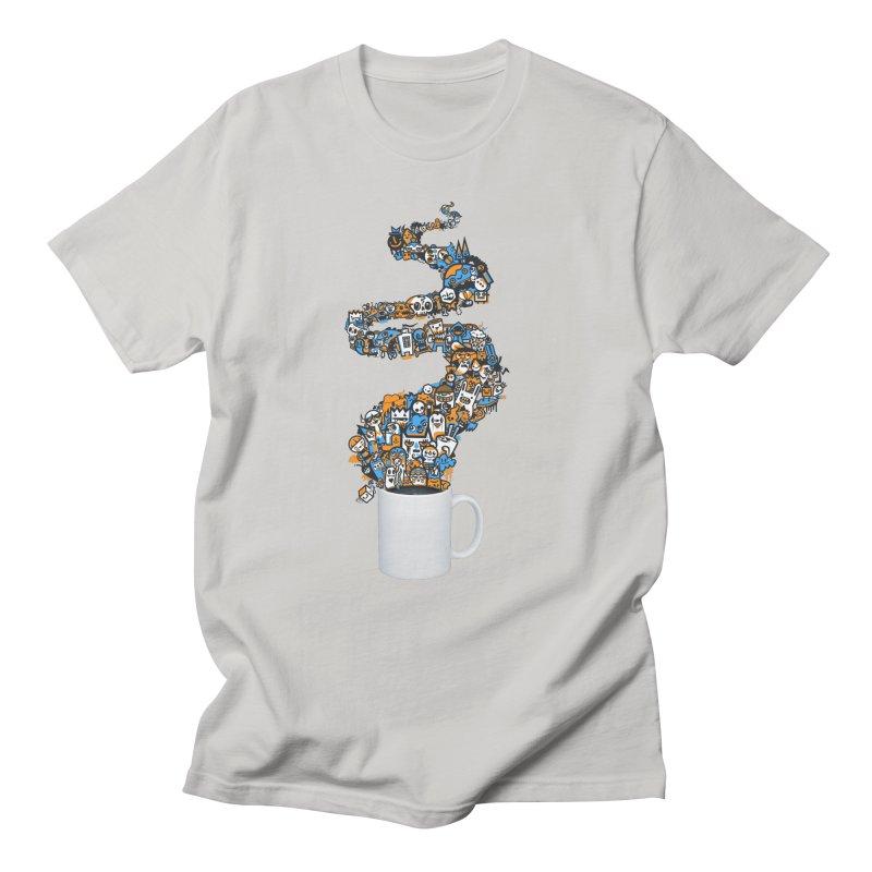Wakey Wakey Men's Regular T-Shirt by wotto's Artist Shop