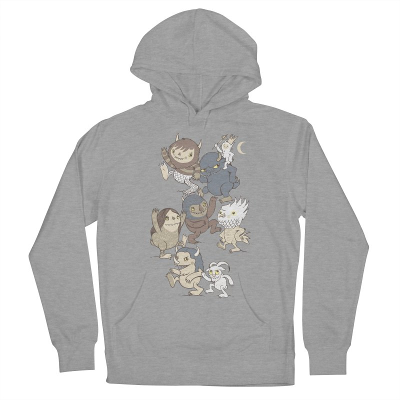 WTWTA Women's Pullover Hoody by wotto's Artist Shop