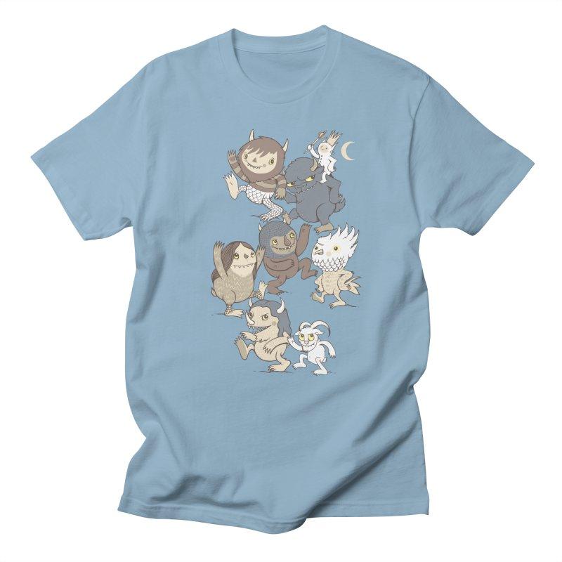 WTWTA Men's T-shirt by wotto's Artist Shop