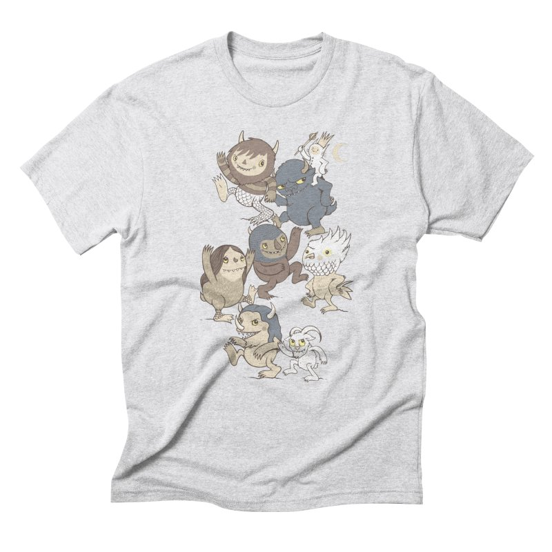 WTWTA Men's Triblend T-shirt by wotto's Artist Shop