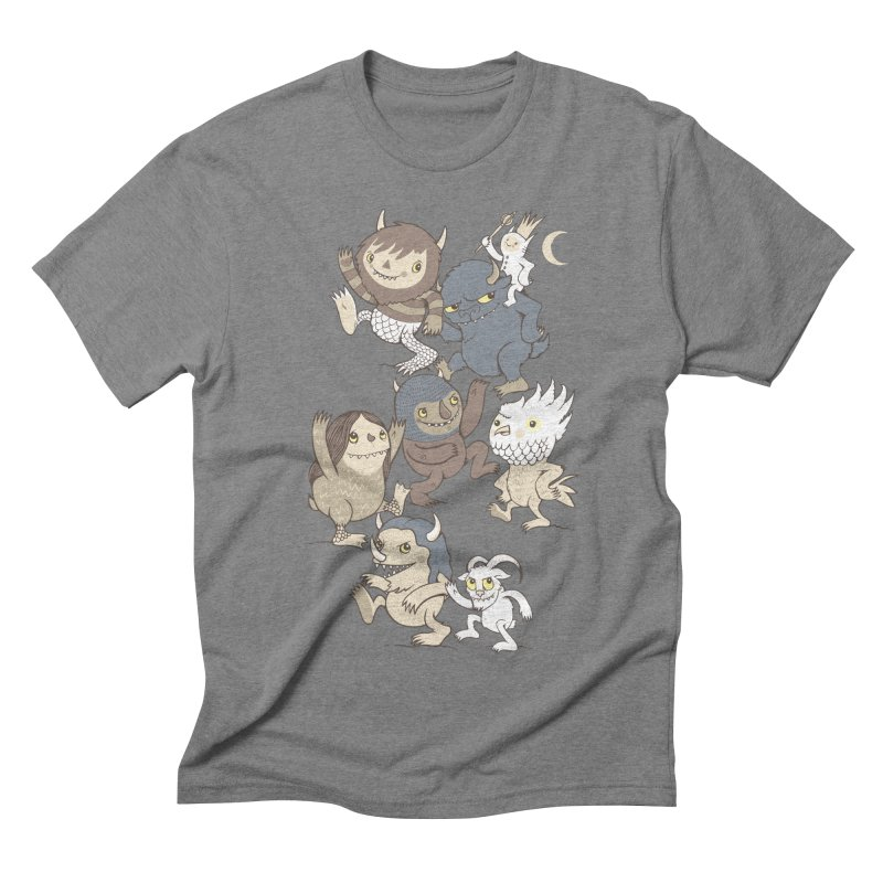 WTWTA Men's Triblend T-shirt by wotto's Artist Shop