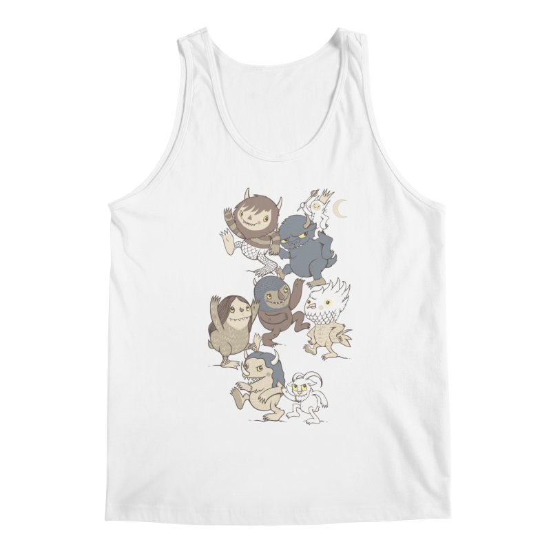 WTWTA Men's Regular Tank by wotto's Artist Shop