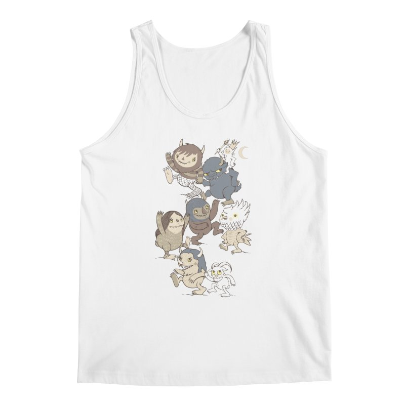 WTWTA Men's Tank by wotto's Artist Shop