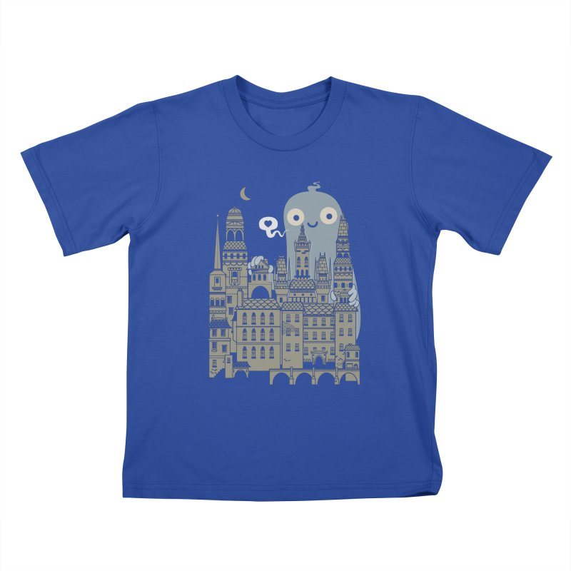 Ghost Town Kids T-Shirt by wotto's Artist Shop