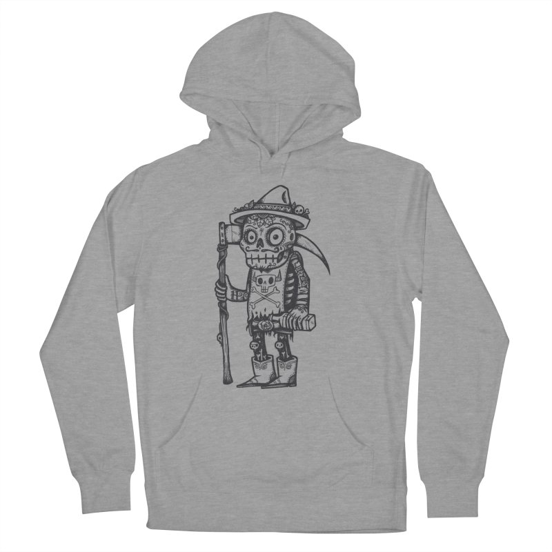 Death Waits Women's Pullover Hoody by wotto's Artist Shop