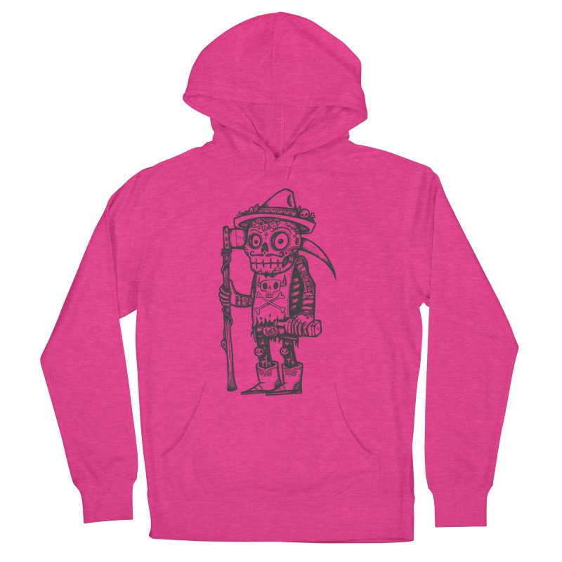 Death Waits Men's Pullover Hoody by wotto's Artist Shop