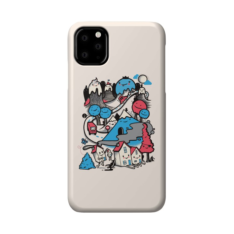 A World Without Humans Accessories Phone Case by wotto's Artist Shop
