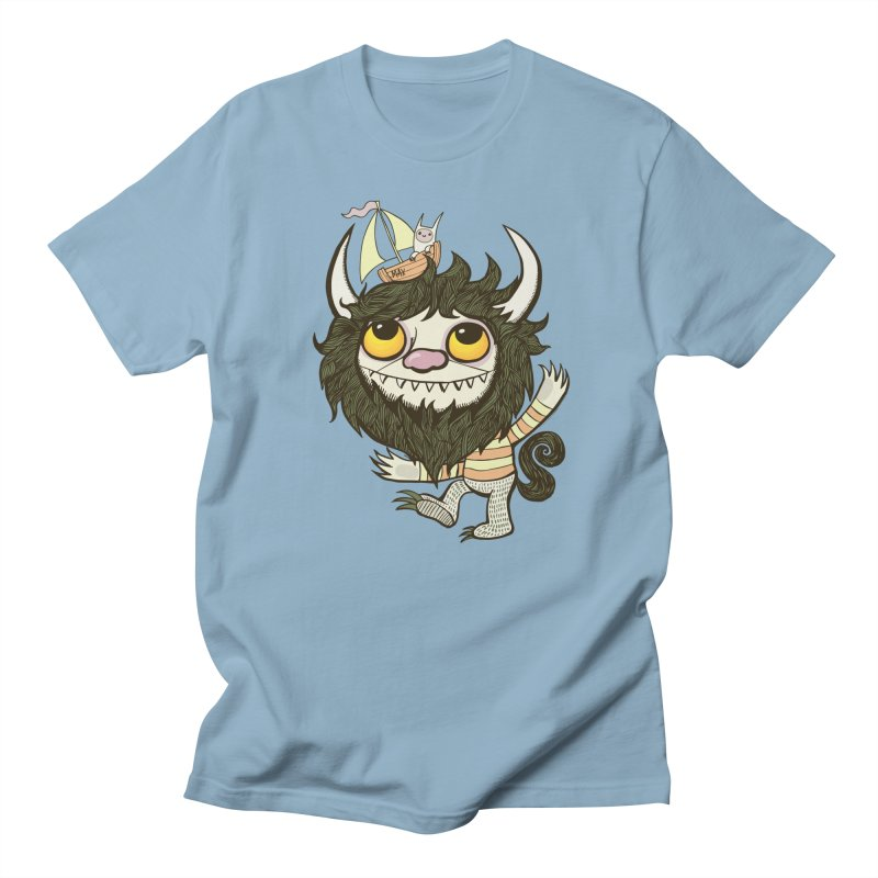 An Ode to the Wild Things Women's Regular Unisex T-Shirt by wotto's Artist Shop