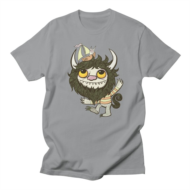 An Ode to the Wild Things Women's Unisex T-Shirt by wotto's Artist Shop