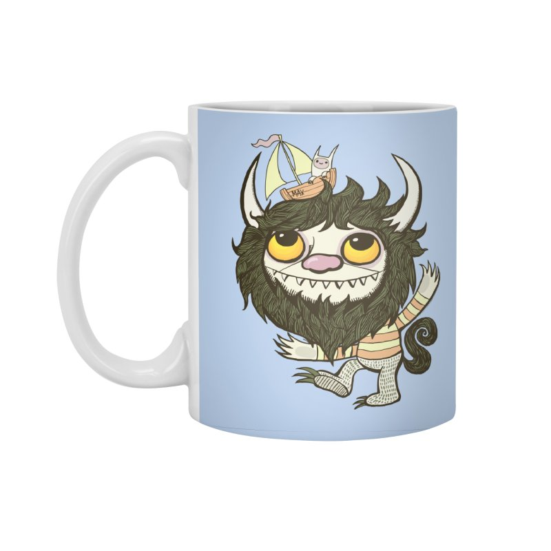 An Ode to the Wild Things Accessories Mug by wotto's Artist Shop
