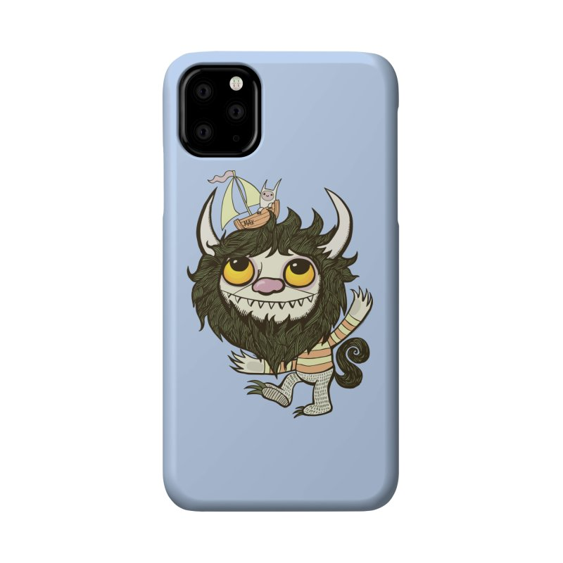 An Ode to the Wild Things Accessories Phone Case by wotto's Artist Shop
