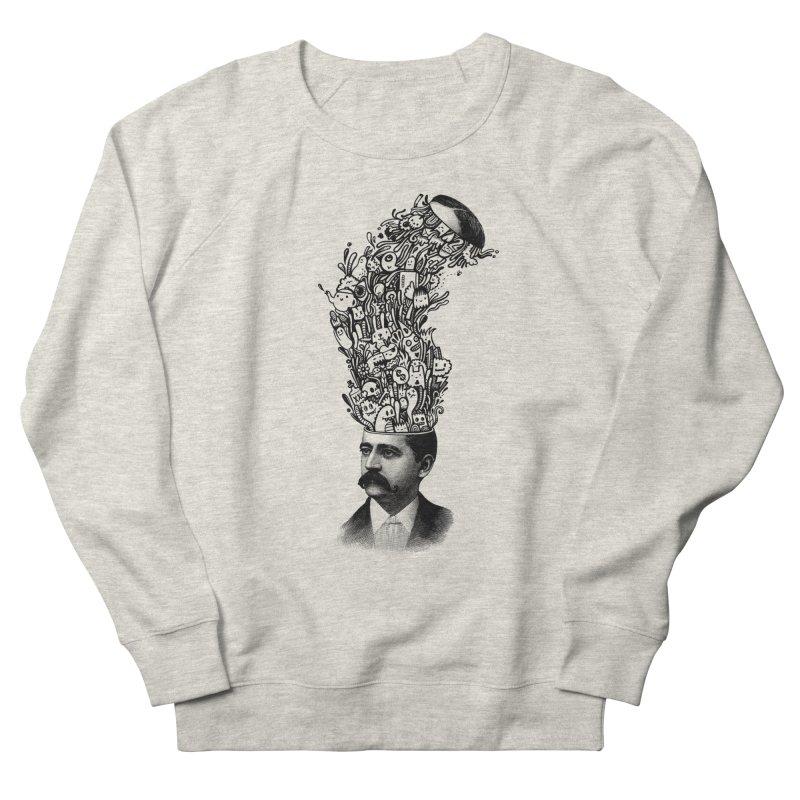 BrainFart Men's French Terry Sweatshirt by wotto's Artist Shop