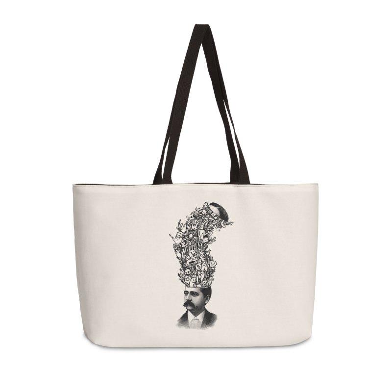 BrainFart Accessories Weekender Bag Bag by wotto's Artist Shop