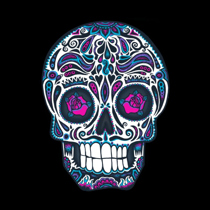 Calavera IV by wotto's Artist Shop