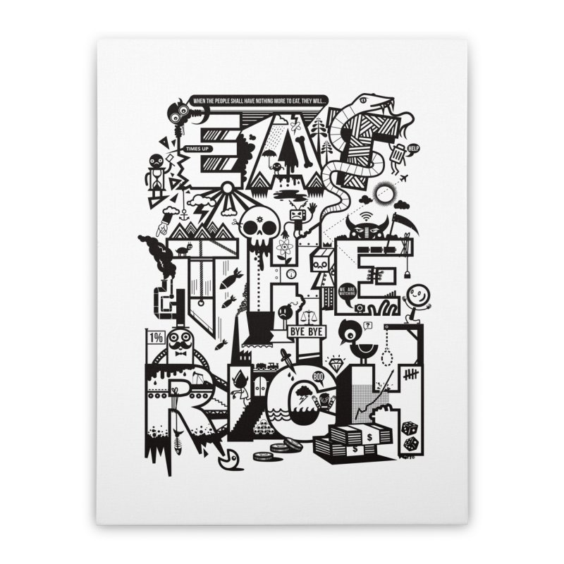Eat the Rich   by wotto's Artist Shop