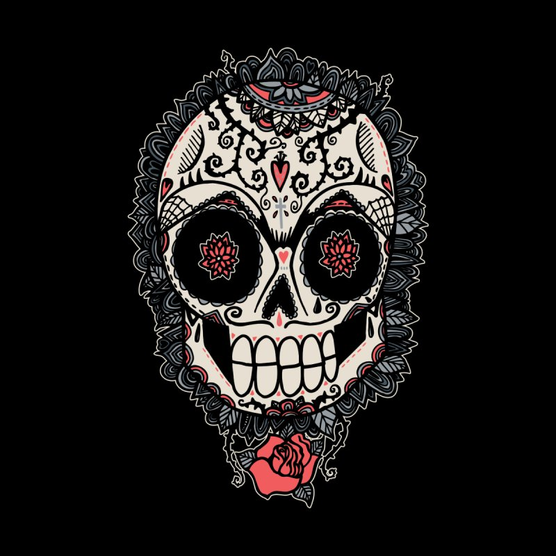 Muerte Acecha None  by wotto's Artist Shop