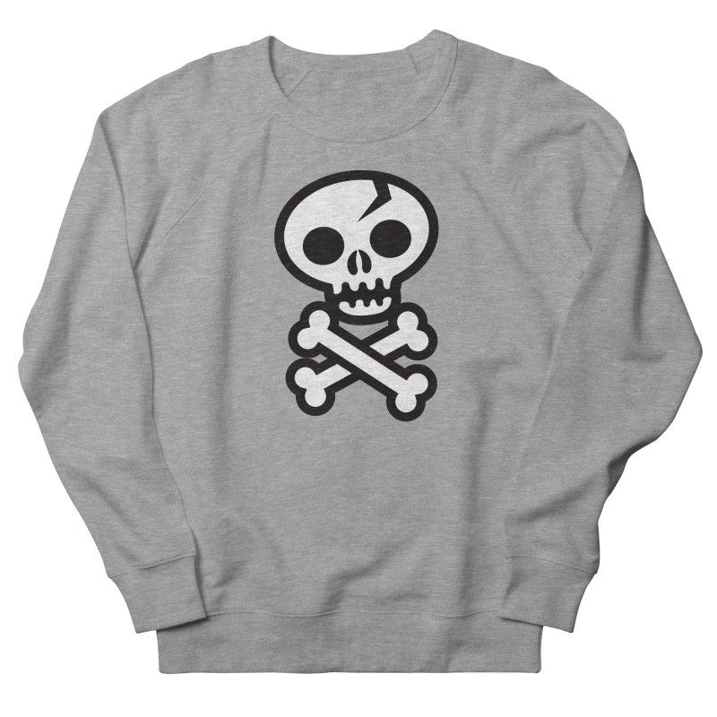 Skull & Crossbones Women's Sweatshirt by wotto's Artist Shop