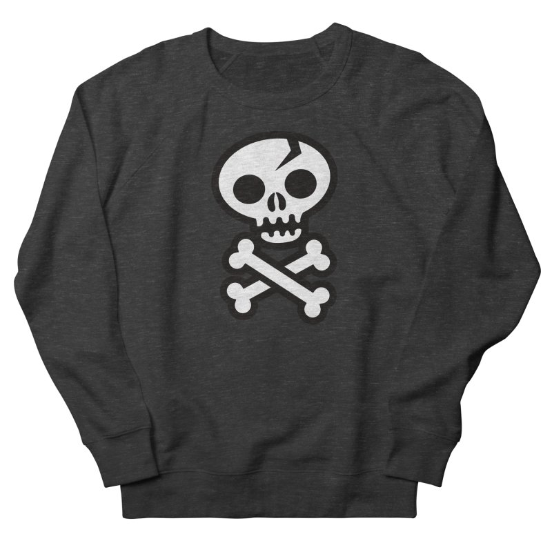 Skull & Crossbones Men's Sweatshirt by wotto's Artist Shop