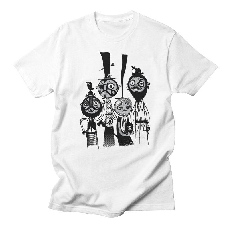 The Scoundrels Men's T-shirt by wotto's Artist Shop