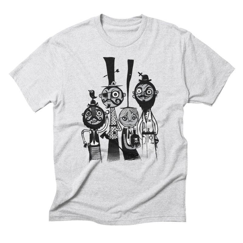 The Scoundrels Men's Triblend T-shirt by wotto's Artist Shop
