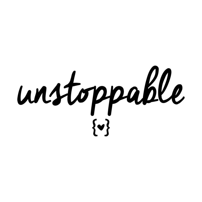 Unstoppable - Black Cheddar by WOWW Campaign Shop