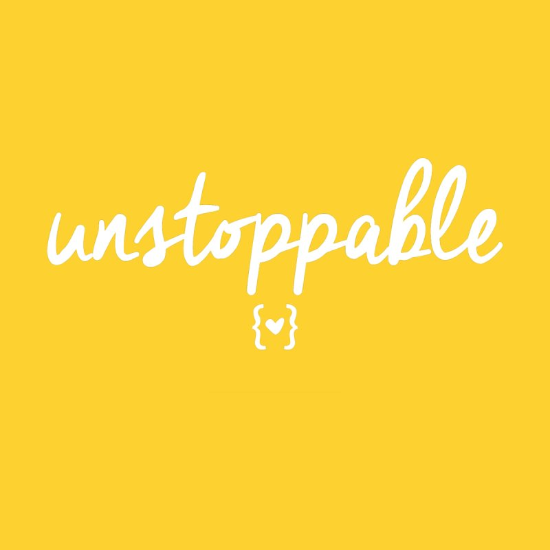 Unstoppable - White Cheddar by WOWW Campaign Shop
