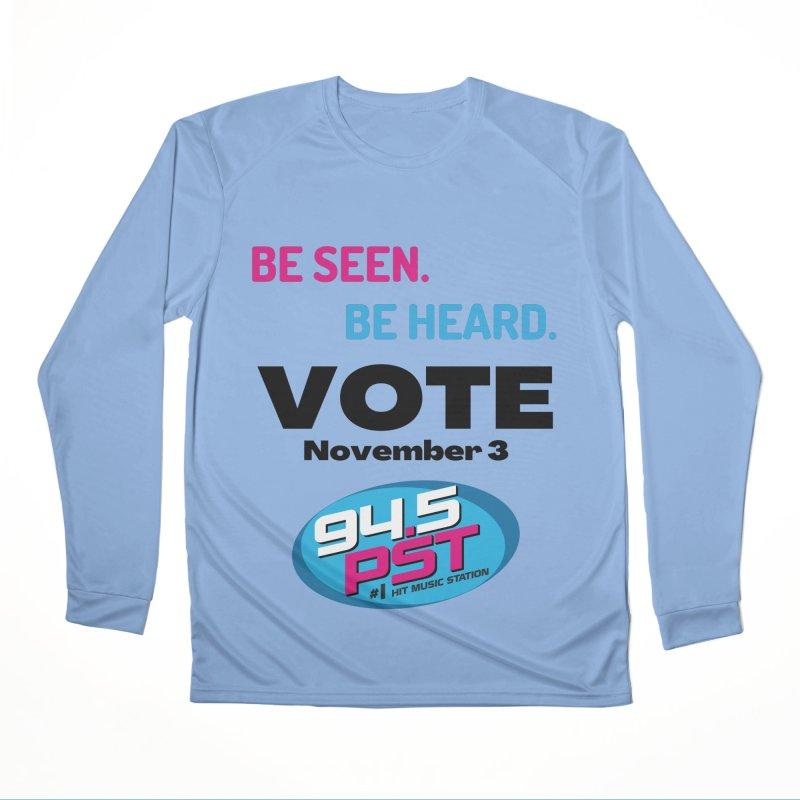 Vote Women's Longsleeve T-Shirt by WPST's Shop