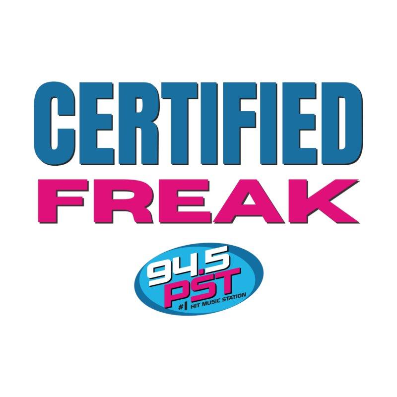Certified Freak Accessories Sticker by WPST's Shop