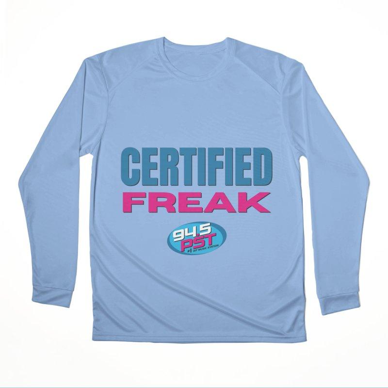 Certified Freak Women's Longsleeve T-Shirt by WPST's Shop