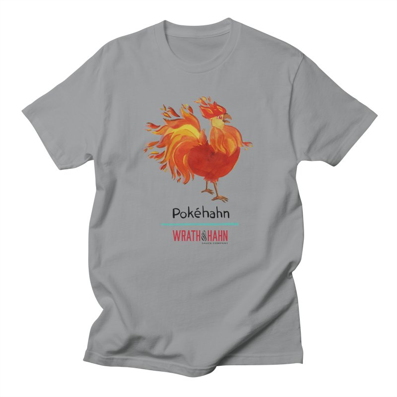 Pokéhahn Men's Regular T-Shirt by wrathofhahn's Artist Shop