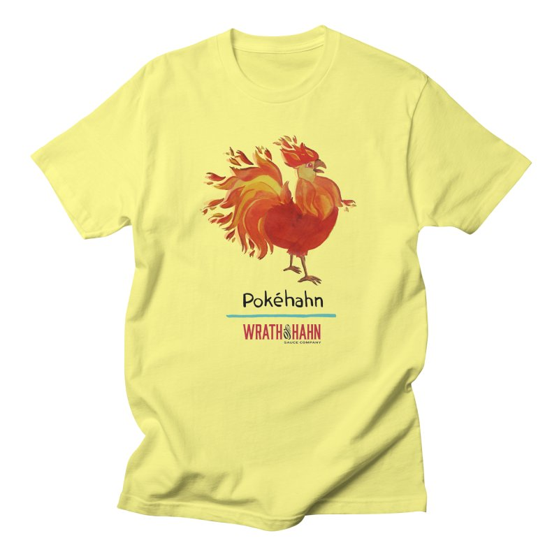 Pokéhahn Men's Regular T-Shirt by wrathofhahn's Artist Shop