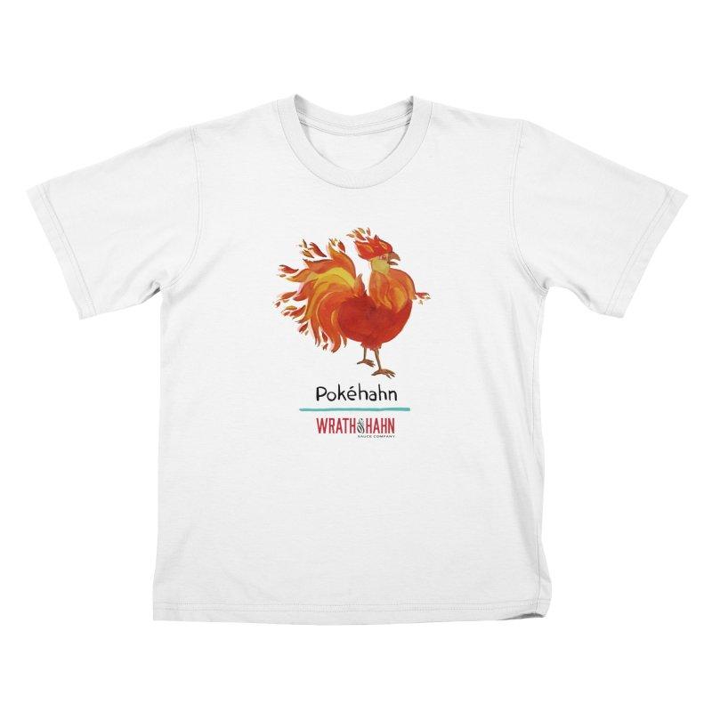 Pokéhahn Kids Toddler T-Shirt by wrathofhahn's Artist Shop