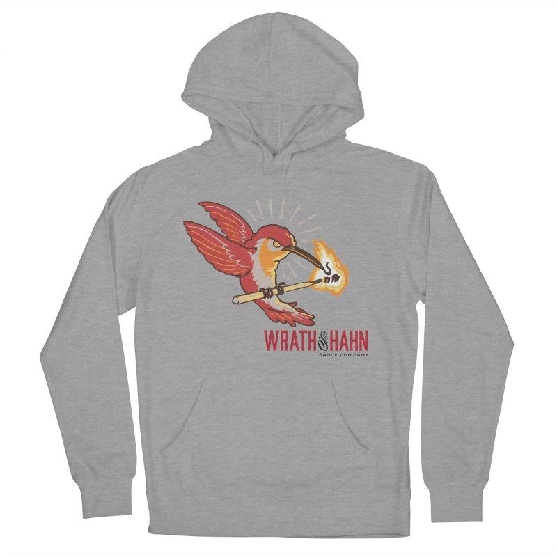 Hot Hummingbird Women's Pullover Hoody by wrathofhahn's Artist Shop