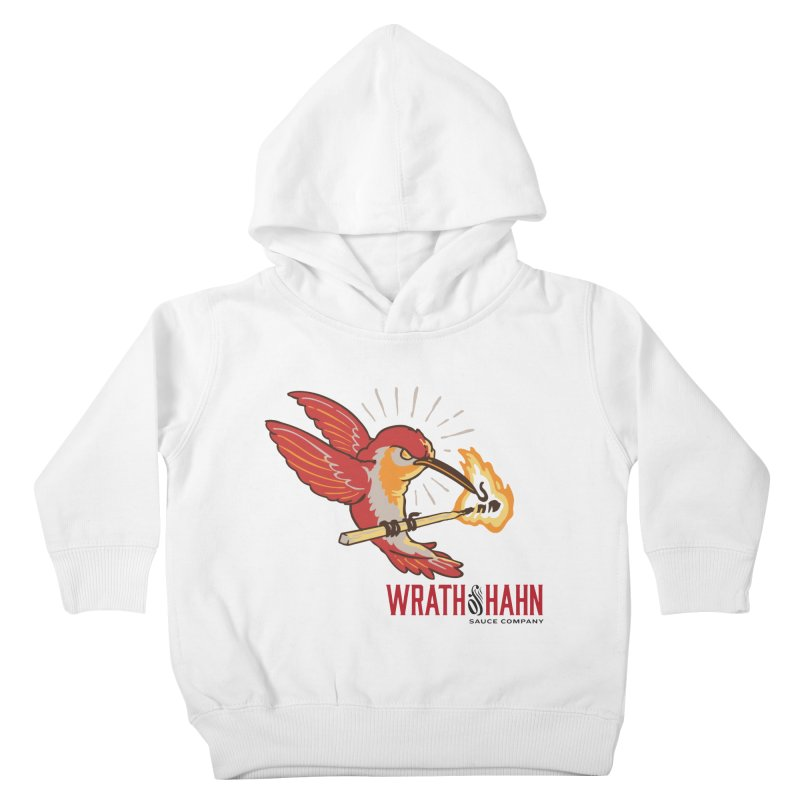 Hot Hummingbird Kids Toddler Pullover Hoody by wrathofhahn's Artist Shop