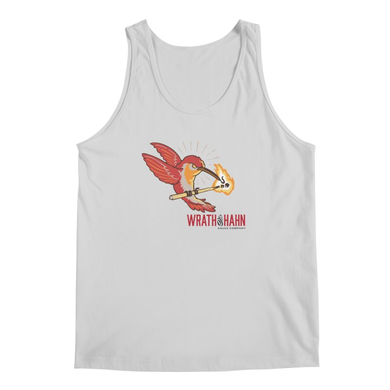 Hot Hummingbird Men's Regular Tank by wrathofhahn's Artist Shop
