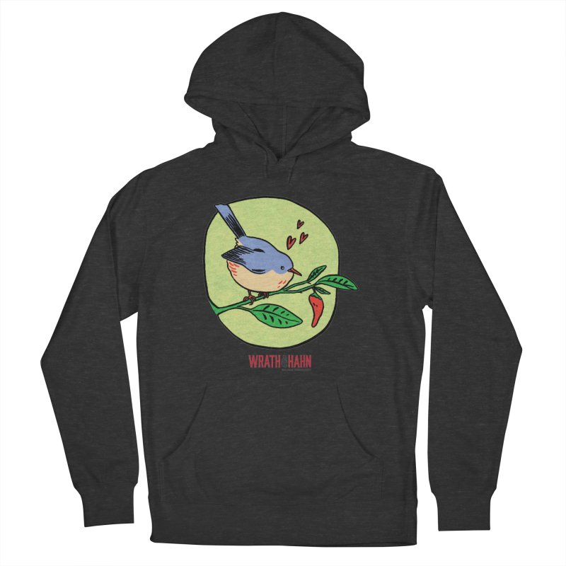 Love at First Sight Men's French Terry Pullover Hoody by wrathofhahn's Artist Shop