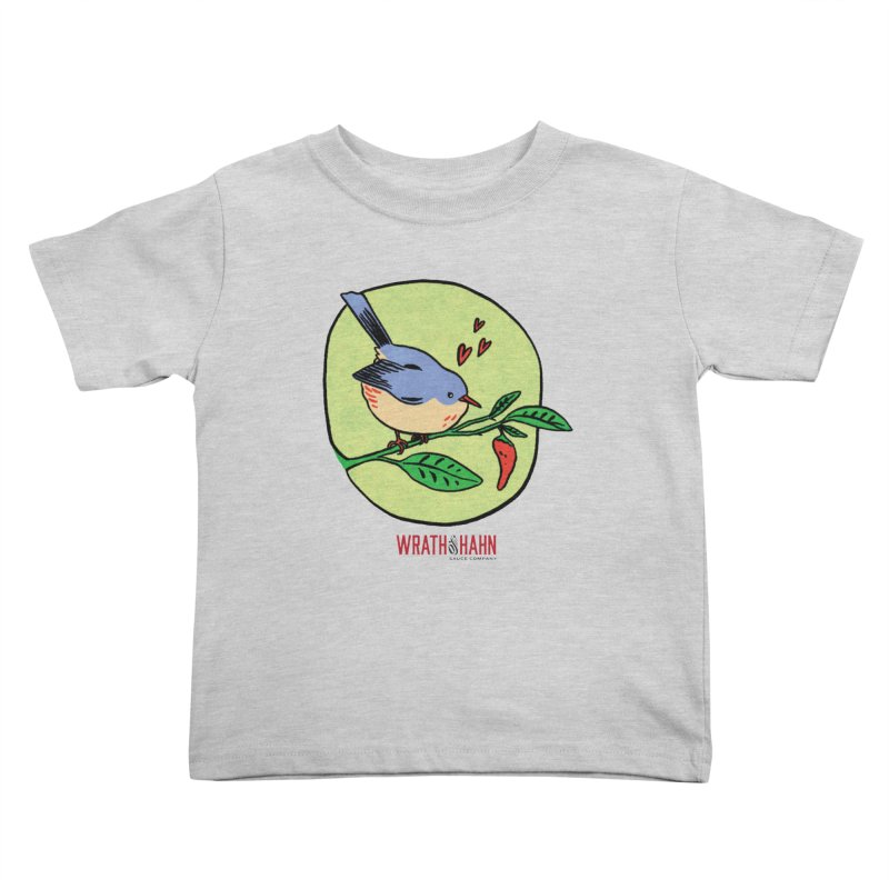 Love at First Sight Kids Toddler T-Shirt by wrathofhahn's Artist Shop