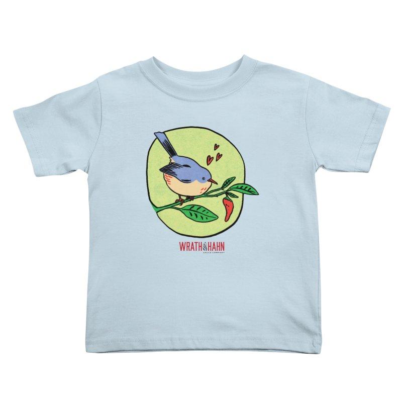 Love at First Sight Kids Toddler T-Shirt by wrathofhahn's Artist Shop