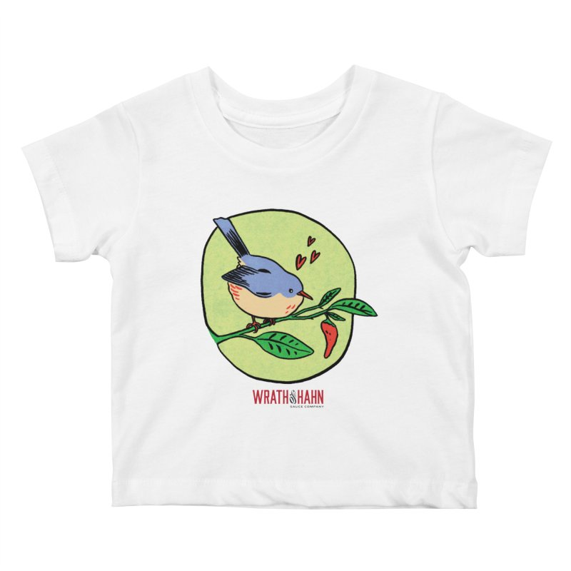 Love at First Sight Kids Baby T-Shirt by wrathofhahn's Artist Shop
