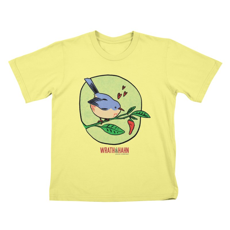Love at First Sight Kids T-shirt by wrathofhahn's Artist Shop