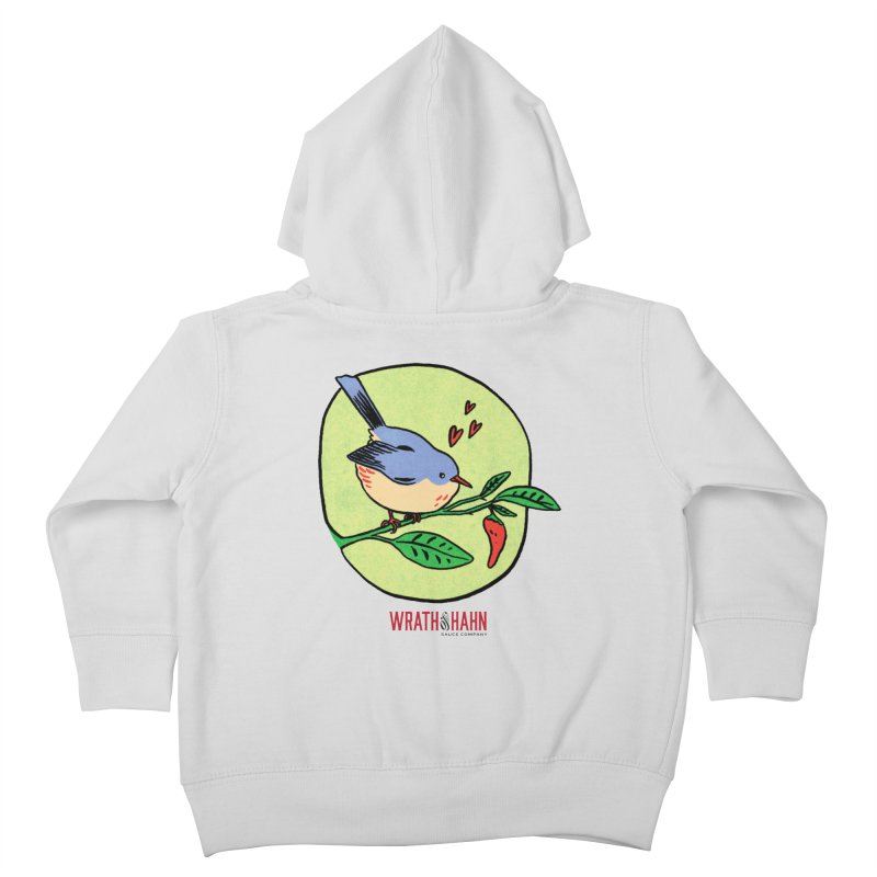 Love at First Sight Kids Toddler Zip-Up Hoody by wrathofhahn's Artist Shop
