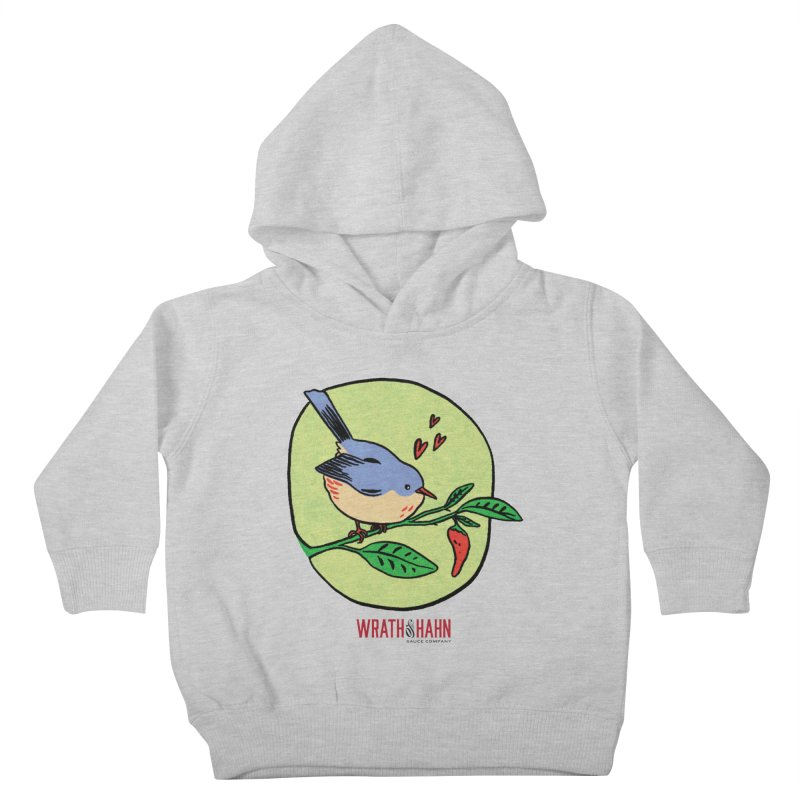 Love at First Sight Kids Toddler Pullover Hoody by wrathofhahn's Artist Shop