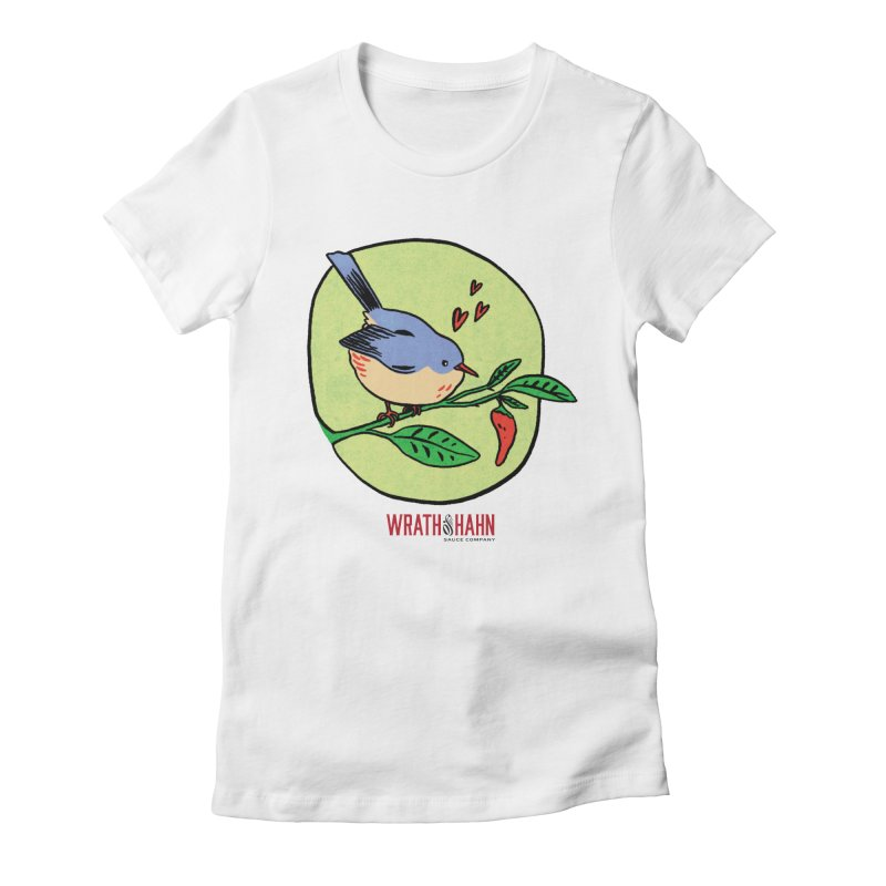 Love at First Sight Women's Fitted T-Shirt by wrathofhahn's Artist Shop