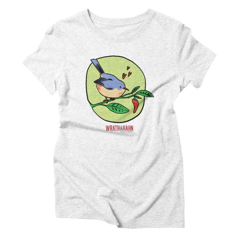 Love at First Sight Women's Triblend T-shirt by wrathofhahn's Artist Shop