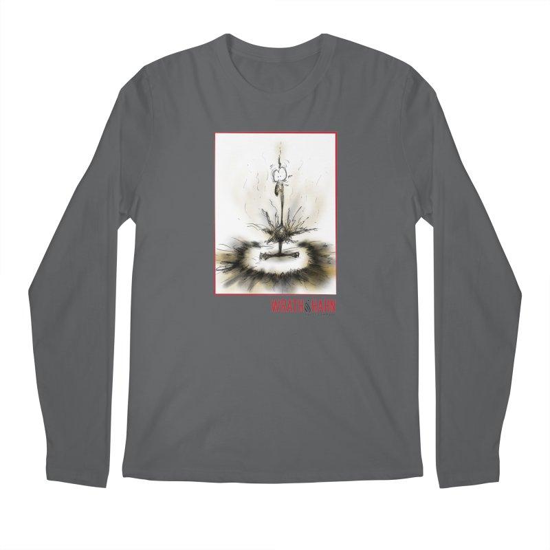 KaboomBirdie Men's Regular Longsleeve T-Shirt by wrathofhahn's Artist Shop