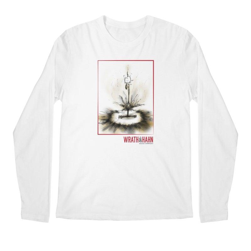 KaboomBirdie Men's Longsleeve T-Shirt by wrathofhahn's Artist Shop