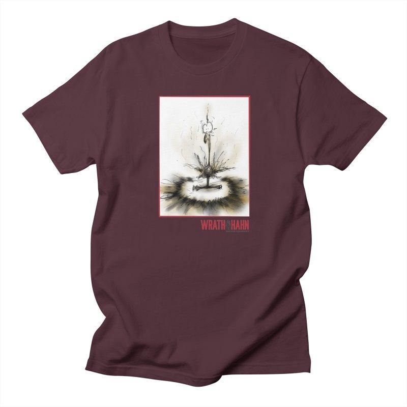 KaboomBirdie Men's Regular T-Shirt by wrathofhahn's Artist Shop