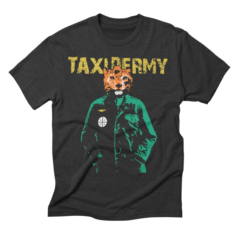 TAXIDERMY Men's T-Shirt by wreckenroll's Artist Shop