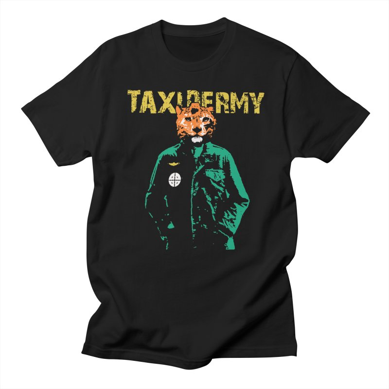 TAXIDERMY Men's T-Shirt by wreckenroll's Artist Shop